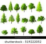 Green Tree Summer Season Set...