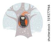 christmas card | Shutterstock .eps vector #519277966