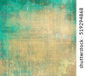abstract faded retro background ... | Shutterstock . vector #519294868