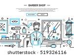 illustration of modern plain... | Shutterstock . vector #519326116