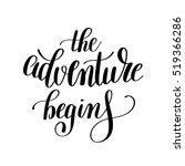 the adventure begins...   Shutterstock .eps vector #519366286