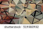 abstract pattern consisting of... | Shutterstock .eps vector #519383932