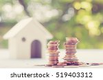 saving money | Shutterstock . vector #519403312