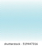 abstract geometric hipster... | Shutterstock .eps vector #519447316