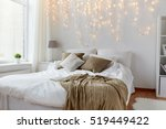 coziness  comfort  interior and ... | Shutterstock . vector #519449422