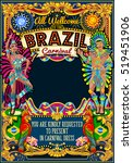 rio carnaval people festival...