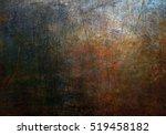 rusted metal texture   Shutterstock . vector #519458182