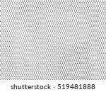 decorative wire mesh | Shutterstock . vector #519481888