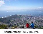 scenic landscape of cape town... | Shutterstock . vector #519483496