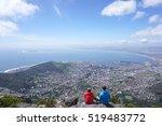 scenic landscape of cape town... | Shutterstock . vector #519483772