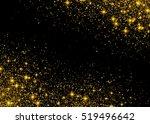sparkling background luminous...   Shutterstock .eps vector #519496642