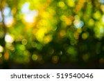 Nature Abstract Green Bokeh...