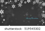 christmas silver background... | Shutterstock .eps vector #519545302