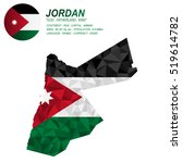 jordan flag overlay on jordan...