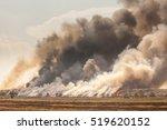 Burning Garbage Heap Of Smoke...