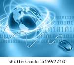 best concept of global business | Shutterstock . vector #51962710