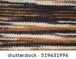 knitted texture. knitted... | Shutterstock . vector #519631996