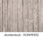 old peeling white painted wood... | Shutterstock . vector #519699352