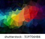 Vector Abstract Irregular...