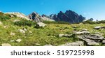 mountains   tatra mountains ... | Shutterstock . vector #519725998