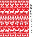 new year's christmas pattern... | Shutterstock .eps vector #519765136