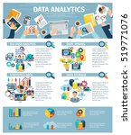 big data mining analysis... | Shutterstock . vector #519771076