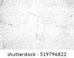 distress overlay grainy texture.... | Shutterstock .eps vector #519796822