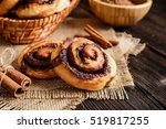 Sweet Rolls With Cinnamon And...