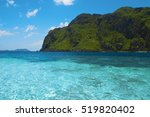 Beautiful Tropical Sea Bay....