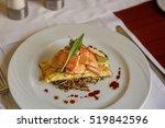 traditional peruvian fish...   Shutterstock . vector #519842596