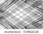 grid distress diagonal overlay... | Shutterstock .eps vector #519866128