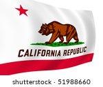 illustration of flag of... | Shutterstock . vector #51988660
