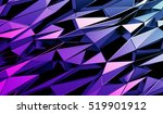abstract 3d rendering of... | Shutterstock . vector #519901912