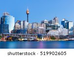 Darling Harbour Cityscape And...