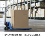 Manual Forklift Pallet With A...