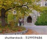 University Campus With Vine...