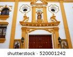 seville capilla de los... | Shutterstock . vector #520001242