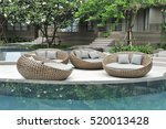 Outdoor Furniture Rattan Chair...