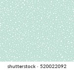 snowflakes background. vector... | Shutterstock .eps vector #520022092