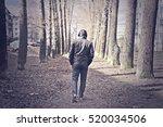 retro toned effected photo of... | Shutterstock . vector #520034506