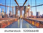 Brooklyn Bridge  New York City...