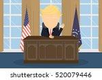 russia november. 21  2016... | Shutterstock .eps vector #520079446