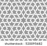 seamless pattern with... | Shutterstock .eps vector #520095682