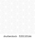 abstract geometric pattern with ... | Shutterstock .eps vector #520110166