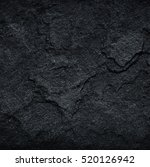 dark grey black slate... | Shutterstock . vector #520126942