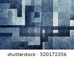 creative abstract textured... | Shutterstock . vector #520172356