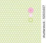 vector seamless background.... | Shutterstock .eps vector #52021027