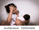 teenage problem concept   Shutterstock . vector #520324606