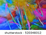 Colourful Blackground Abstract...