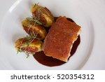 traditional peruvian meal...   Shutterstock . vector #520354312
